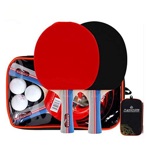 Buy Hewen-Ping Pong Set Portable Child Student Pingpong Racket Table Tennis Racket Ping Pong Bat Pin...