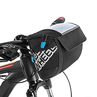 Alforja frontal de bicicleta