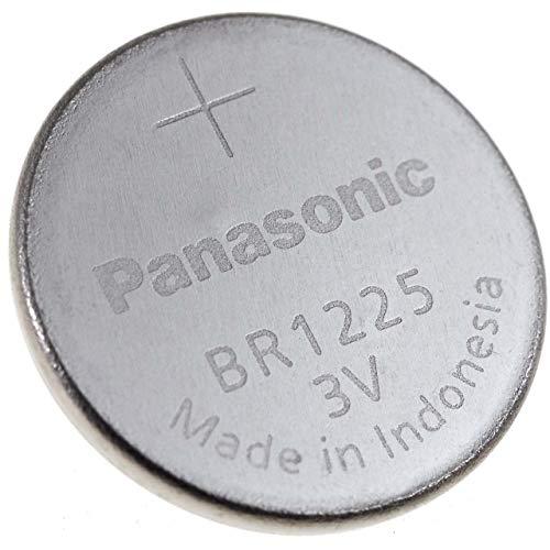 Pila de botón de Litio Panasonic BR1225 1ud. Bulk, 3V, Lithium