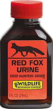 Wildlife Research 510 Red Fox Urine Cover Scent  1-Fluid Ounce