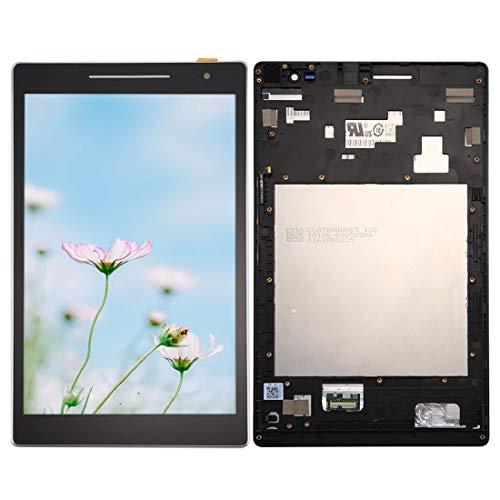 GBHGBHIT Schermo LCD e digitalizzatore Assemblaggio Completo con Cornice for ASUS ZenPad 8.0 / Z380C / Z380CX / P022 (Nero) (Colore : Black)