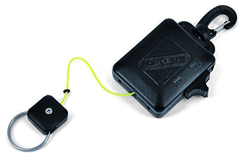 Best Divers ai0228a Clip und Zubehör Kit, schwarz, Einheitsgröße, farblich sortiertes Verlängerungskabel
