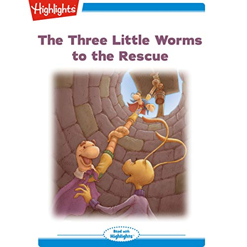 The Three Little Worms to the Rescue copertina