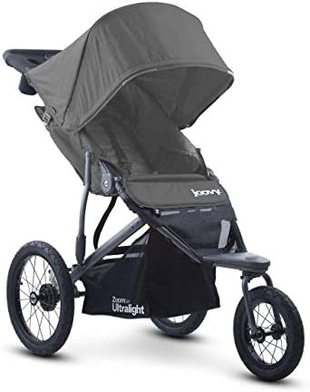 Joovy Zoom 360 Ultralight Jogging Stroller Large Canopy Lightweight Jogger Extra Large Air Filled product image