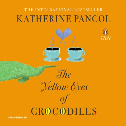 Couverture de The Yellow Eyes of Crocodiles