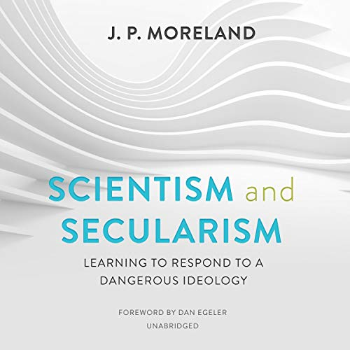 Scientism and Secularism audiobook cover art