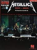 Guitar play-along volume 196 - metallica: 1991-2016 - recueil + enregistrement(s) en ligne (Hal Leonard Guitar Play-Along)