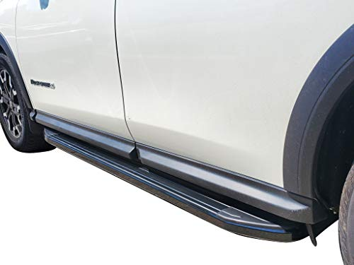 VANGUARD Black Running Boards   Compatible with 12-22 CR-V