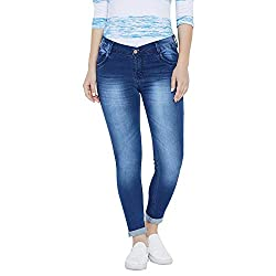 The Dry State Womens Slimfit Jeans