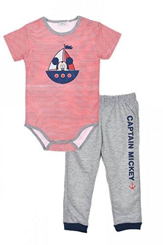 Ensemble 2 pièces haut et pantalon en coton bébé garçon