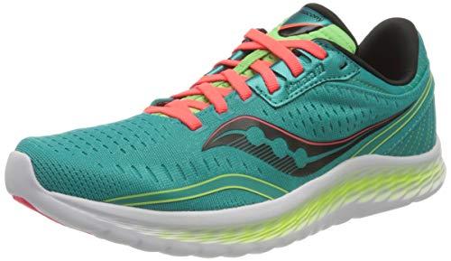 Saucony Women's Kinvara 11 Blue Mutant Running Shoe 7 M US