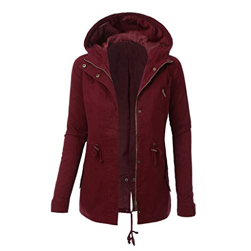 BXzhiri Women Autumn Winter Warm Zipper Hoodies Sweatshirt Long Coat Jacket Tops Outwear Novelty Hoodies Fashion Sweaters