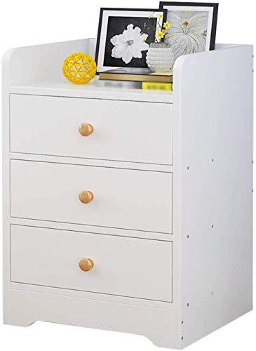 File cabinets Nachttisch Nachttisch Haushalt Schlafzimmer drei Pumpspind Montage Korridor Badezimmer Wohnzimmer Aufbewahrungsbox 33 x 30 x 59 cm Beistelltisch (Farbe: A)