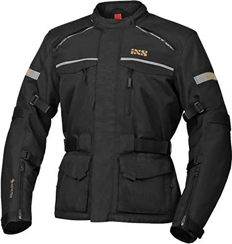 IXS Tour Classic Gore-Tex motorjas textiel Kurz L zwart