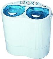 Nikai Top Load Baby Washing Machine with Multi Programs, White - NWM250SP, 1 Year Brand Warranty