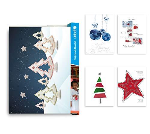 Unicef Weihnachtskarten, Kollektion Arte 9