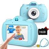 RAYROW Appareil Photo pour Enfants, Appareil Photo numérique 28MP pour Enfants, écran...