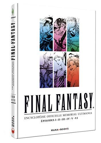 Final Fantasy : Encyclopédie officielle Memorial Ultimania Vol.3 (3)