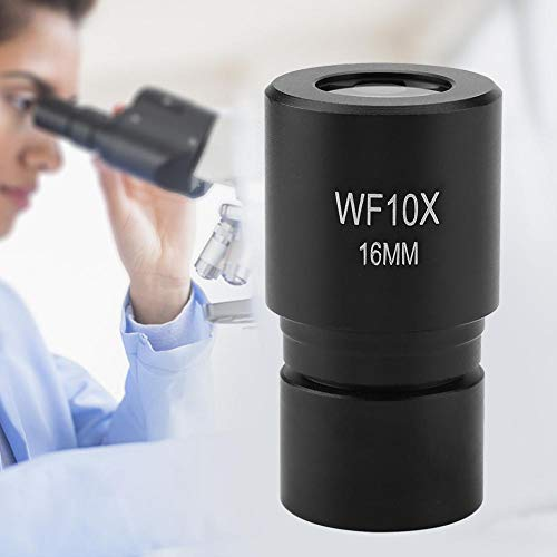 WF10X Ocular Lens Standard Microscope Eyepiece Professional with Mounting Size 23.2mm for Lab for Microscope Ocular