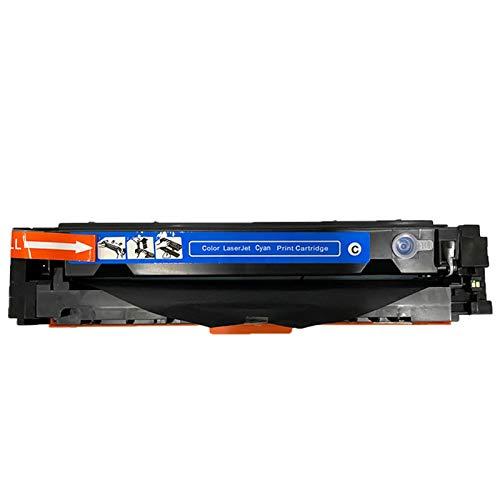 AXAX Cartucho de tóner compatible 204A para HP Color Laserjet Pro MFP M154NW M180 M180N M181 M181FW (sustituye a HP 204A CF510A CF511A CF512A CF513A)