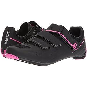 PEARL IZUMI Women's W Select Road v5 Studio Cycling Shoe, Black/Black, 40