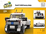 F-450 heavy duty truck (Instruction Only): MOC LEGO