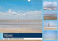 Roemoe - Wasser, Wind und endloser Strand (Wandkalender 2022 DIN A3 quer): Geniessen Sie eine Auszeit am Meer, mit 12 wunderbaren Strandaufnahmen von Roemoe. (Monatskalender, 14 Seiten )