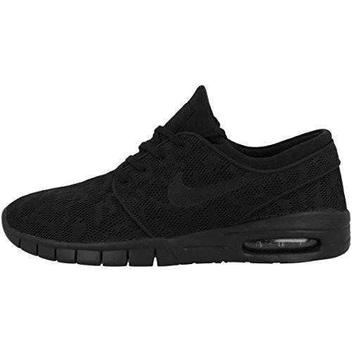 Nike Men's Stefan Janoski Max Black/BlackSneakers - 7 D(M) US