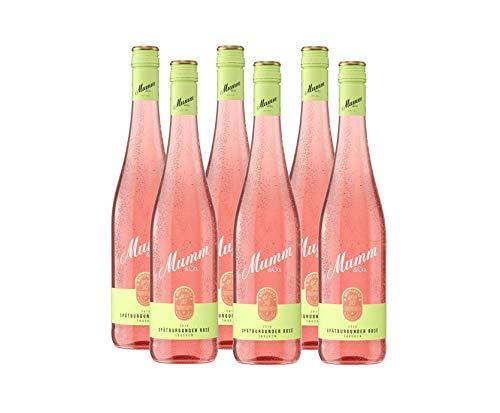 Mumm Wein Spätburgunder Rosé Trocken (6 x 0,75l)