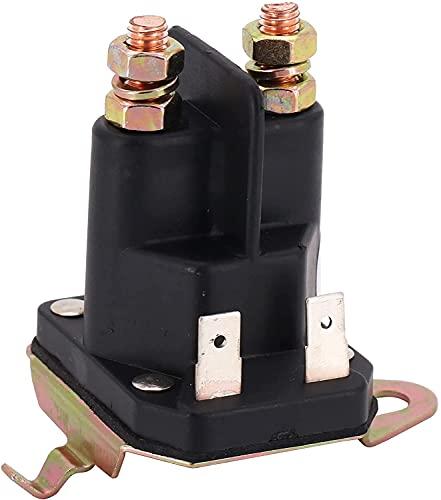 DVPARTS Starter Solenoid 435-325 for Trombetta 862-1241-211-12 AYP Craftsman LT2000 YS4500 20 HP Toro 28-4210 47-1910 Lawn Tractor Husqvarna 192507 532192507 582042801 582042802 Ariens 21546294