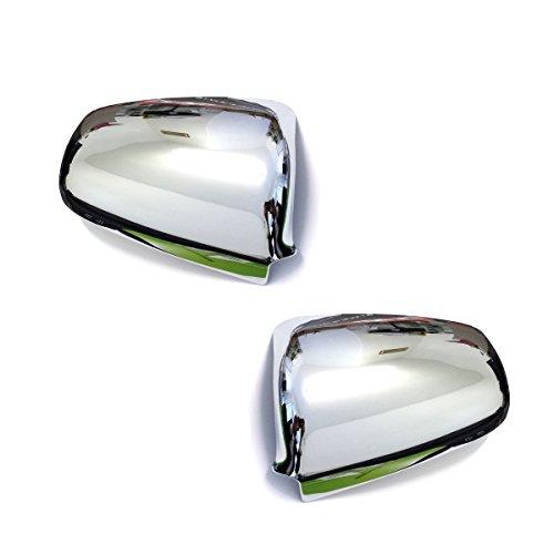 CSK04 - Calotte cromate per specchietti, per A4 2001-2008