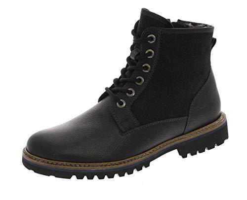 Sioux Herren Quendron-713-Lf Klassische Stiefel, Schwarz (Schwarz 37370), 46.5 EU