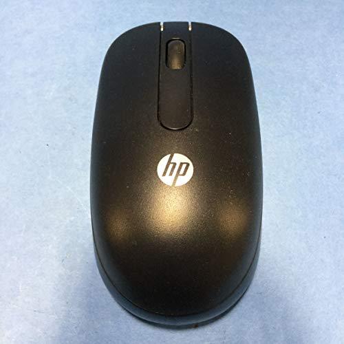 HP 674317–001–Maus (RF Wireless, Büro, PC/Notebook, 2.4GHz, USB, 62.9mm) schwarz