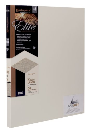 Masterpiece Artist Canvas 35419 Elite 1-1/2' Deep, 18' x...