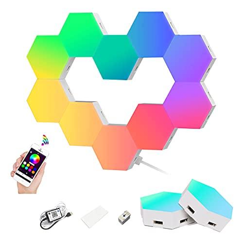 Lumia Hexagon Lights
