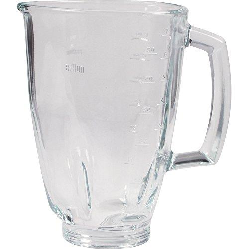Braun Glas für Standmixer MX2050 (Glaskrug)