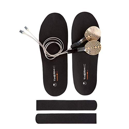 Therm-ic Heat Kit selbstklebender Sohlenüberzug ohne Akku (Größe: one size, schwarz)