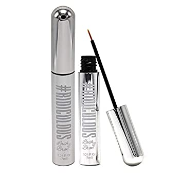 Ridiculous Lash and Brow - Eyelash & Eyebrow Growth Serum - For Fuller Thicker More Beautiful Eyelashes and Brows in WEEKS