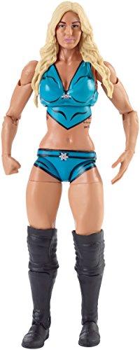 WWE Básico Charlotte Figura - Serie 71