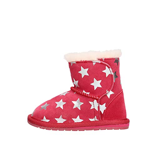 EMU Australia Kids Toddle Starry Night Deluxe Wool Boots