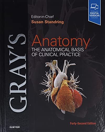 Gray's Anatomy: The Anatomical Basis of Clinical Practice, 42e