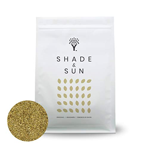 MOOWY Shade & Sun | Premium Grass Seeds for Shady...
