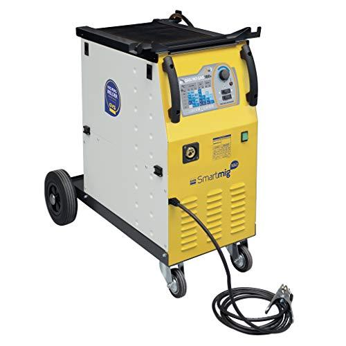GYS MIG/MAG Schweißgerät, 30-180 A, Einphasig 230 V, gelb, Smartmig 182 Schweißen