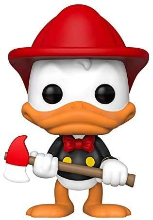 Funko POP Donald Duck Donald Duck Anniversary Firefighter Exclusive