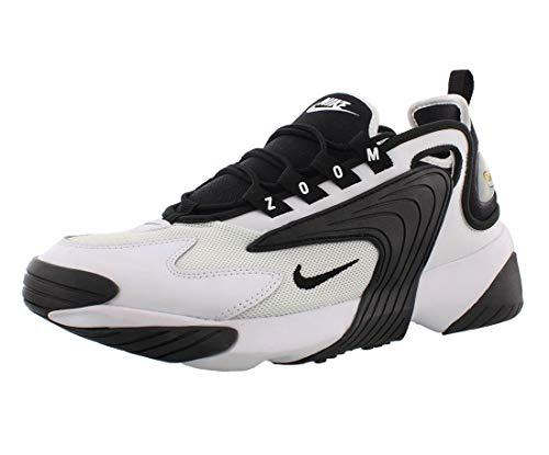 Nike Zoom 2K, Zapatillas de Deporte para Hombre, Blanco (White/Black), 44 EU