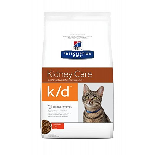 Hill's Prescription Diet Feline k/d, 1er Pack (1 x 5 kg)