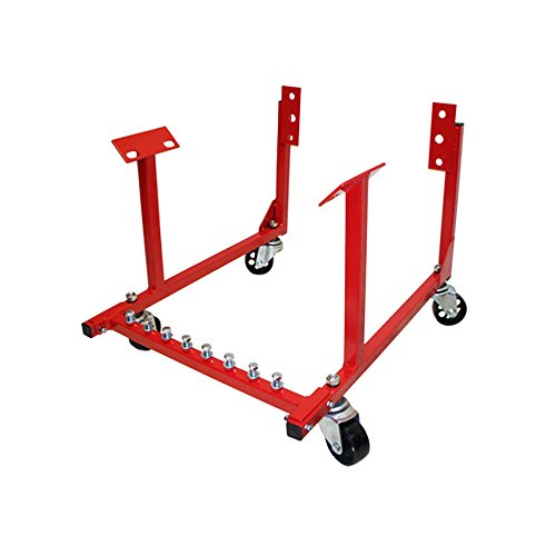 1000 lbs Cap. Engine Cradle Engine Stand Engine Dolly Chevy v8 Style