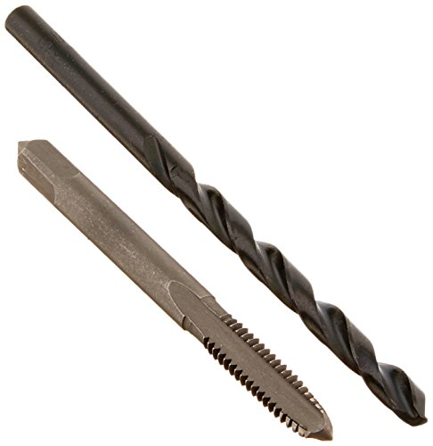Vermont American 21665 Size 12 x 24 NC Tap No 16 Drill Bit Combo