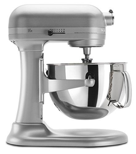 Kitchenaid Stand Mixer - 6 qt - Pro 600 - Nickel Pearl