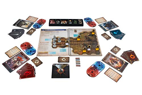 Cephalofair Games Gloomhaven: Jaws of The Lion Strategy Boxed Board Game for ages 12 & Up